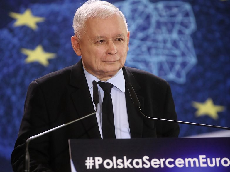 - Zastanowicie się, czy nasza oferta nie jest lepsza dla Polski i Europy - zwrócił się do wyborców prezes PiS.