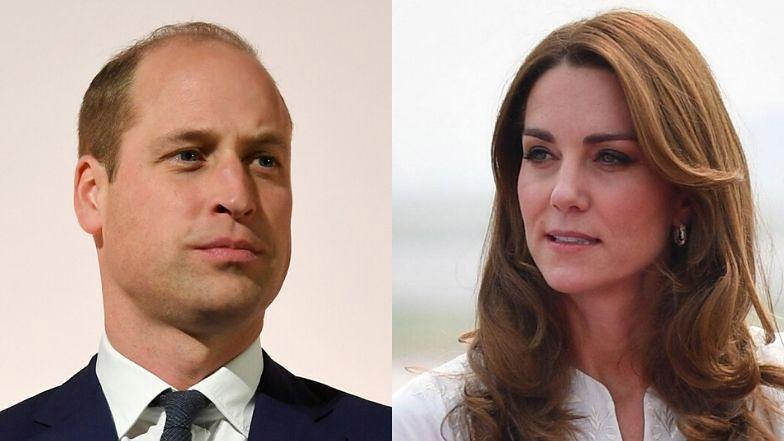 Kate Middleton i książę William zganili dziennikarza za drwiny z księżniczki Charlotte?