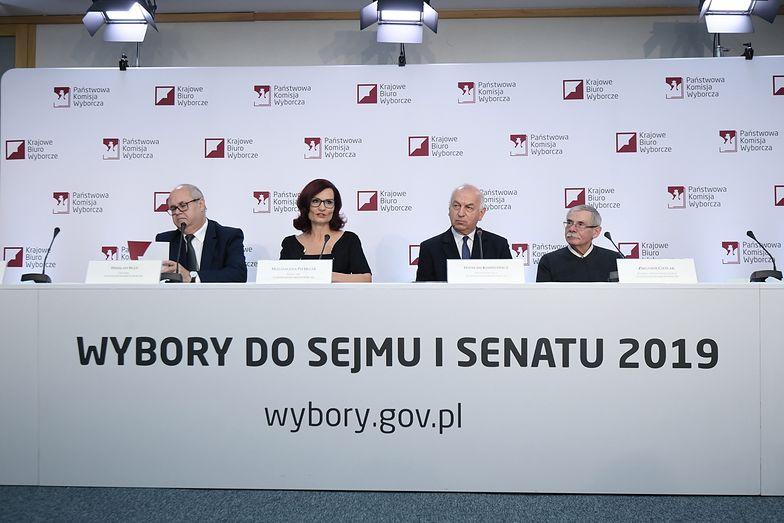 PKW ogłosi oficjalne wyniki wyborów do parlamentu