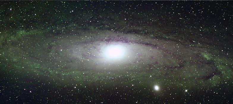 Posłuchaj muzyki sprzed 13 miliardów lat świetlnych