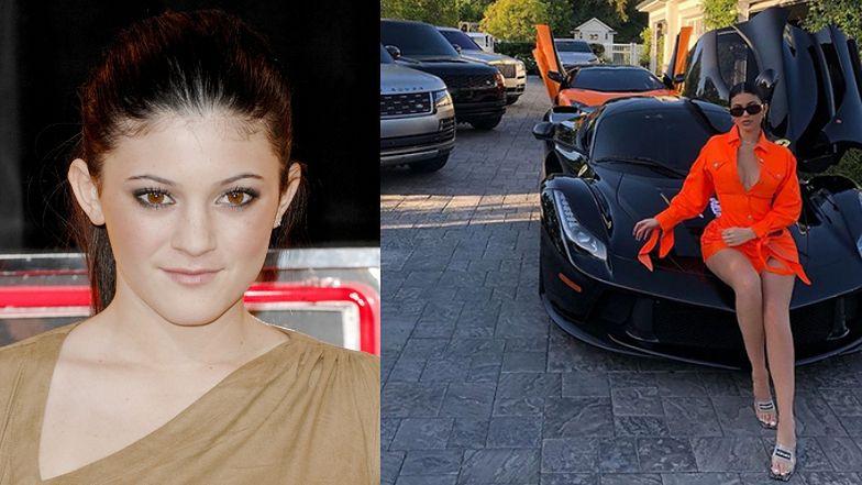 Kolekcja samochodów Kylie Jenner warta jest ponad… 53 MILIONY ZŁOTYCH!