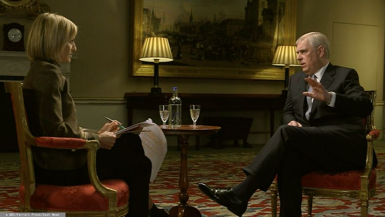 """Rzekoma ofiara księcia Andrzeja przerywa milczenie w pierwszym wywiadzie dla BBC. """"On wie, co się wtedy stało. Tylko jedno z nas mówi prawdę"""""""