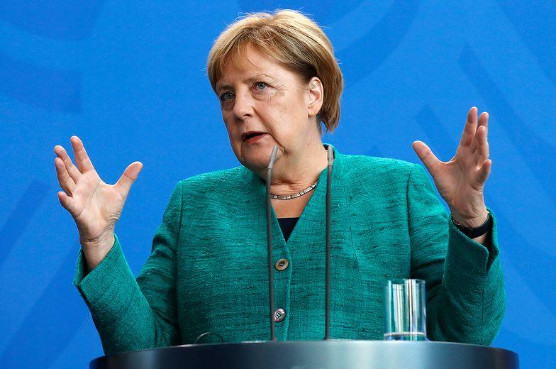 Niemieccy dziennikarze twierdzą, że Merkel zmieniła ostatnio zdanie