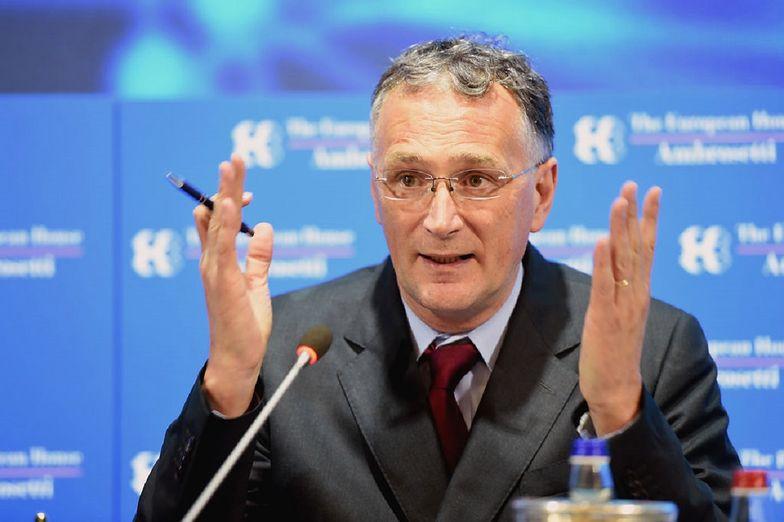 Mauro Ferrari rezygnuje ze stanowiska. Jest rozczarowany reakcją Europy na koronawirusa.