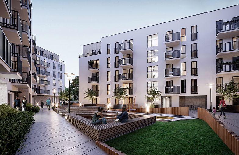 Echo Investment podtrzymuje cel sprzedaży ok. 1 300 mieszkań w 2019 r.