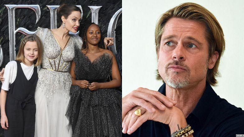 Angelina Jolie chce uciec z dziećmi do Afryki? Planuje wybudować tam dom
