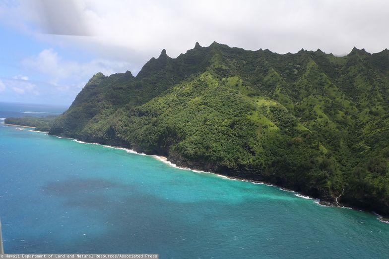 Hawaje. Katastrofa helikoptera wycieczkowego. Nie żyje 6  osób