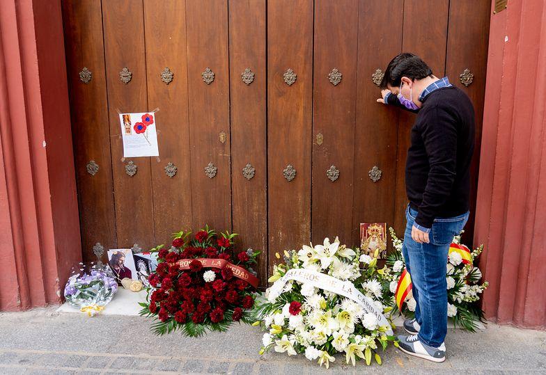 Według oficjalnych danych liczba ofiar w Hiszpanii przekroczyła 14,5 tys.