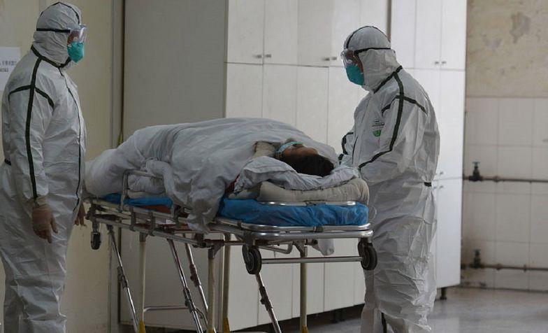 Austria. Kobieta, u której podejrzewano koronawirusa, uciekła ze szpitala