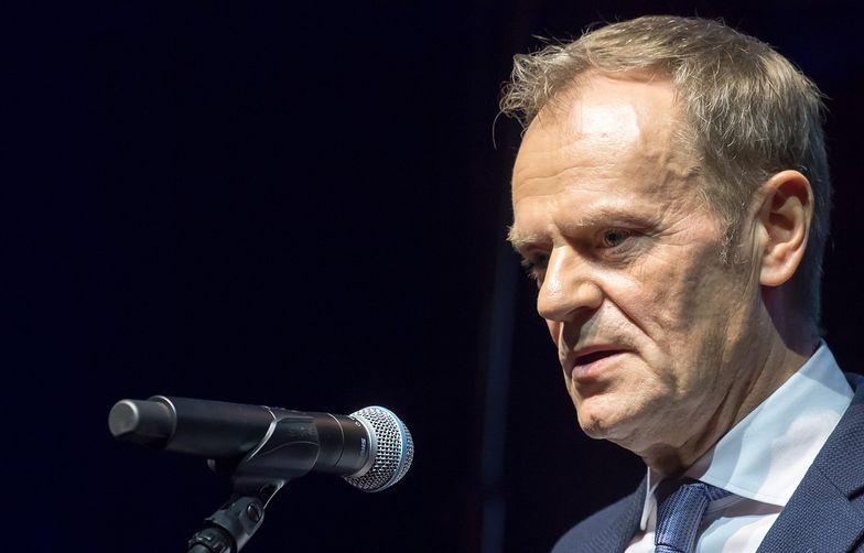 Koronawirus w Polsce. Donald Tusk apeluje do Polaków