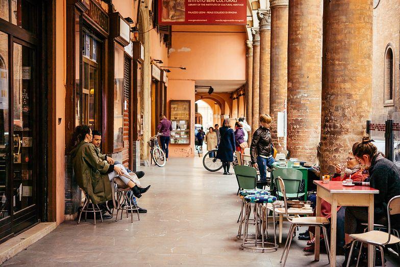 Genialny pomysł Włochów. Dostają darmowe piwo za jazdę na rowerze