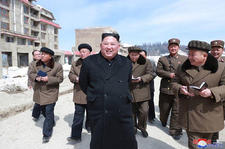 Kim Dzong Un buduje w Samjiyon idealne miasto socjalistyczne