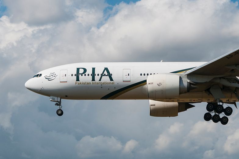 Linia lotnicza – Wikipedia, wolna encyklopedia