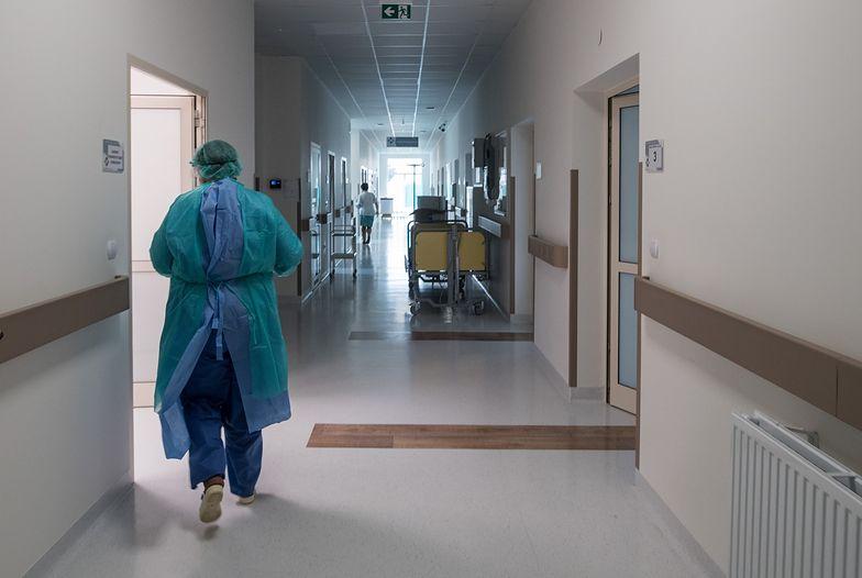 Koronawirus w Polsce. Tragiczna sytuacja szpitala w Radomiu - 115 zarażonych
