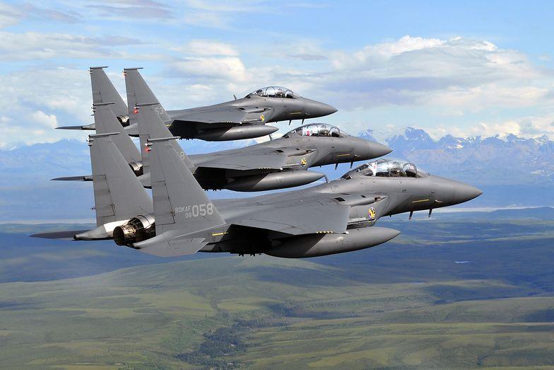 Koreańczycy poderwali alarmowo ponad 10 myśliwców