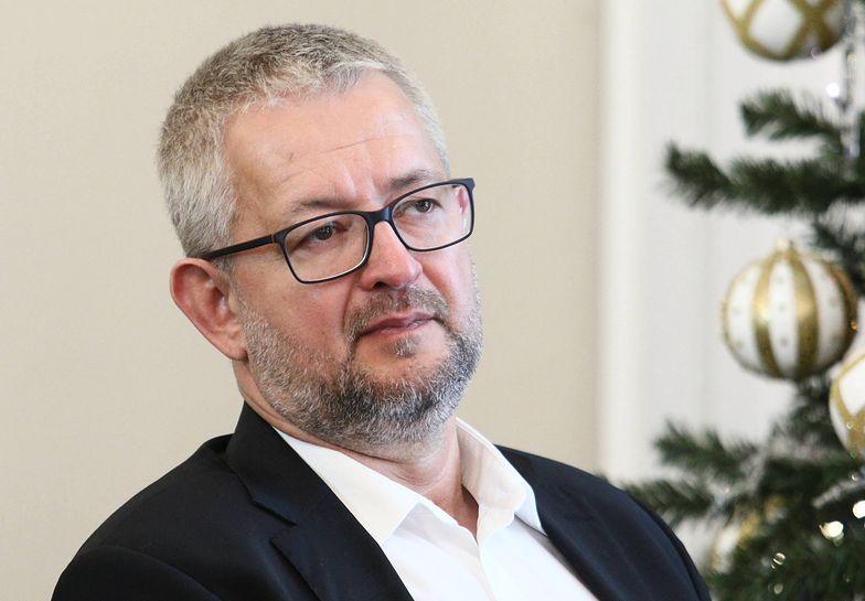 Rafał Ziemkiewicz w emocjonalnym wpisie ocenił Jurka Owsiaka