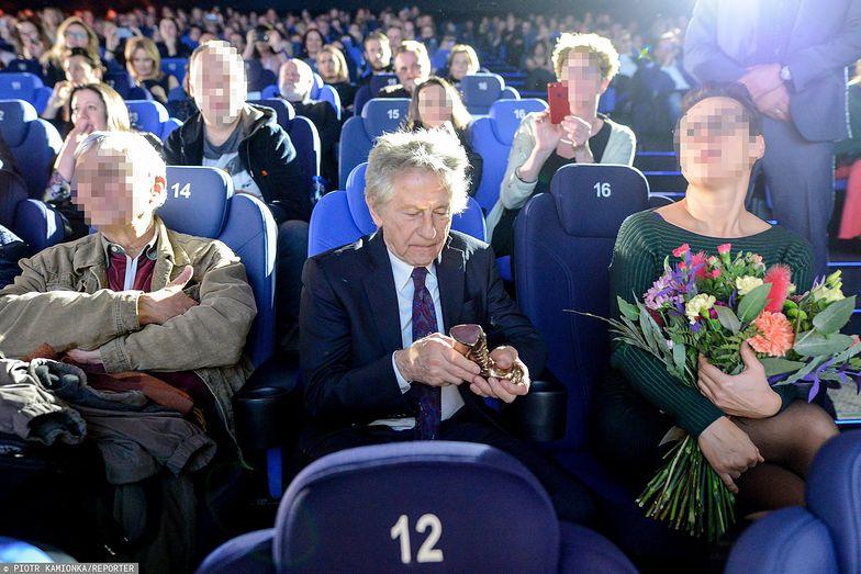 Gwiazda Romana Polańskiego ZDEWASTOWANA! Reżyser odwołał spotkanie ze studentami łódzkiej filmówki
