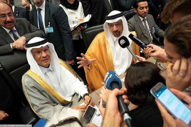 Gigant naftowy z Arabii Saudyjskiej budzi emocje inwestorów.