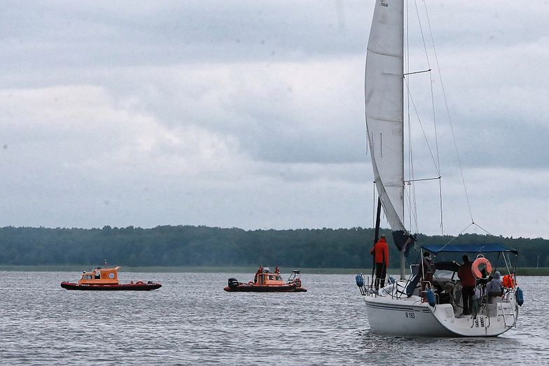 Opolskie. Policjant uratował dwóch Czechów na Jeziorze Nyskim