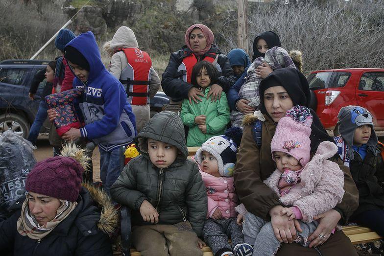 """Kryzys migracyjny. Turcja oskarża Unię Europejską o """"zdradę, hipokryzję i egoizm"""""""