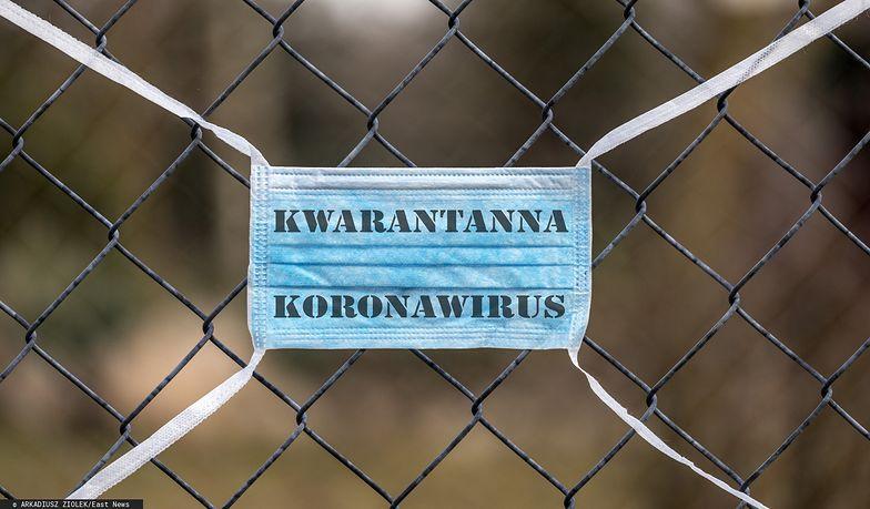 Domowa kwarantanna w przypadku koronawirusa trwa 14 dni.