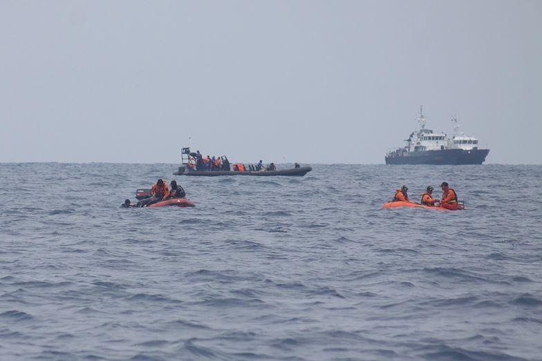 Samolot boeing 737 ze 189 osobami runął do morza. Ujawnili przyczyny katastrofy