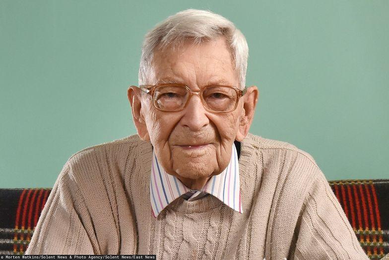 Koronawirus. Najstarszy mężczyzna na świecie odwołał 112. urodziny