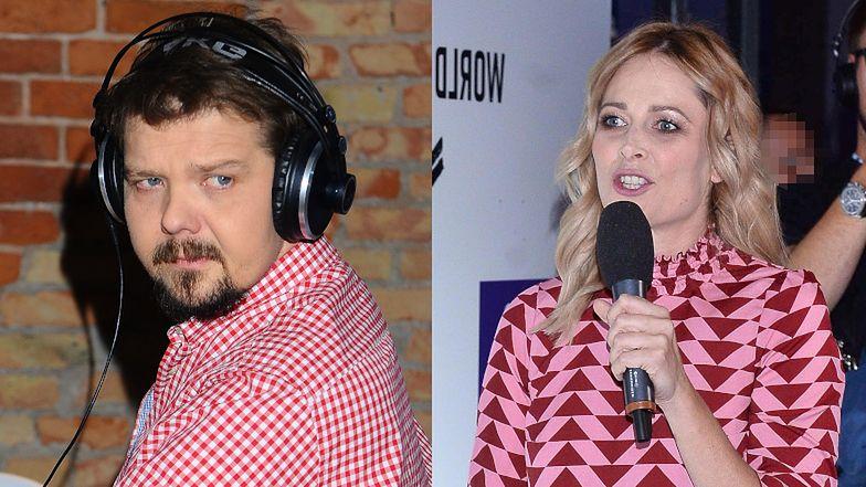 """Michał Figurski robi wyrzuty Odecie Moro: """"Mówiła, że sobie zasłużyłem i mam się z tym CHRZANIĆ"""". Dziennikarka odpowiedziała"""