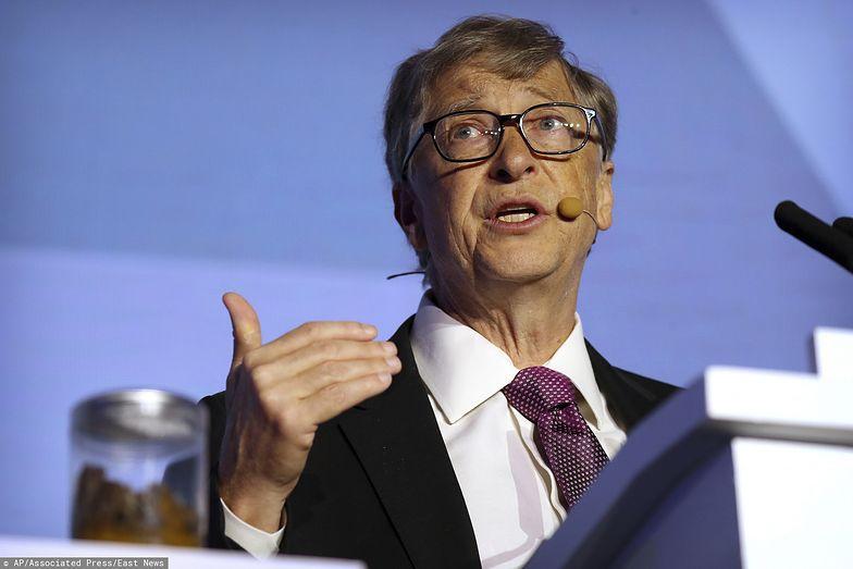 Bill Gates ujawnił, nad czym pracował w sekrecie. Nadchodzi rewolucja