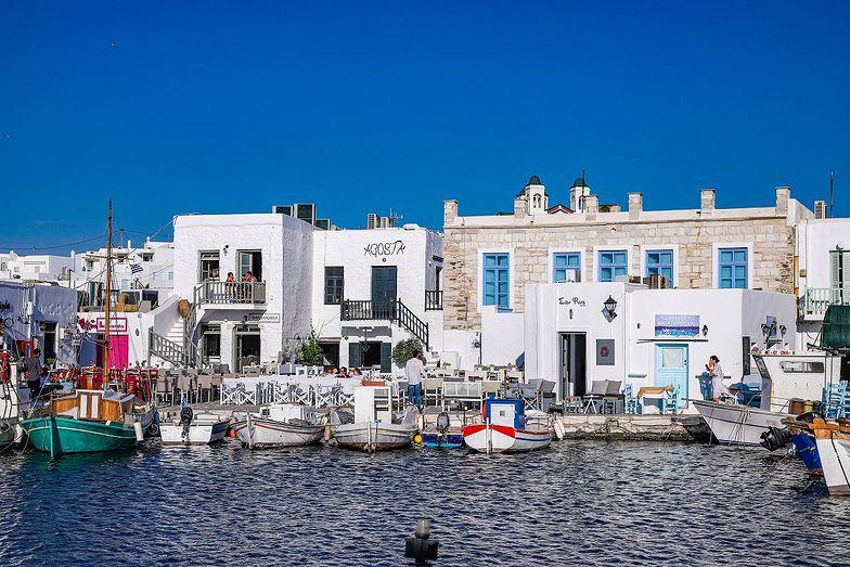 Grecja. Wyspa Paros wyeliminuje plastik w przeciągu 3 lat