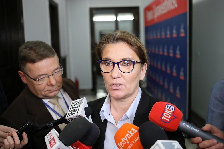 Beata Mazurek potwierdza: rekonstrukcja rządu jeszcze przed wyborami do PE