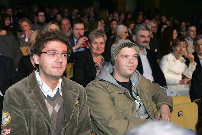 10.01.2005 PASZPORTY POLITYKI N/Z.  FOTO. MARIUSZ GOLA / ONS
