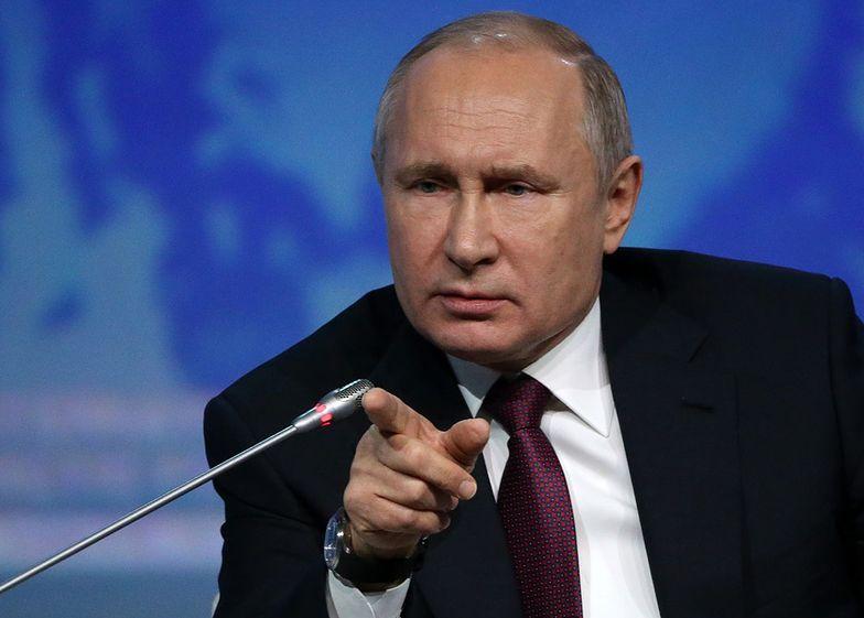 Ultimatum NATO dla Rosji. Władimir Putin ma 6 tygodni