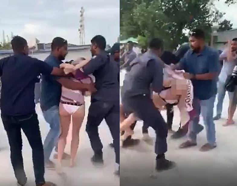 Malediwy. Kobieta aresztowana za noszenie bikini na plaży. Naruszyła prawo szariatu