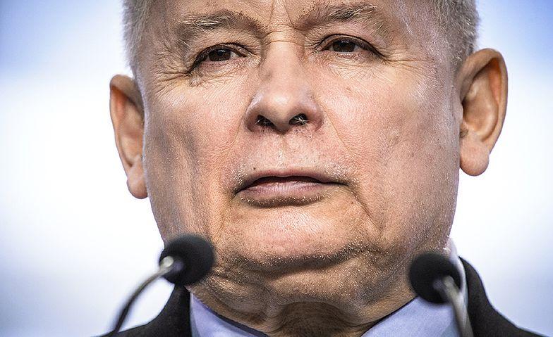 Jarosław Kaczyński ma być szczególnie aktywny jesienią