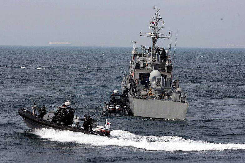 Coraz ostrzej na Morzu Czerwonym. Korea Płd. wysyła marynarkę wojenną