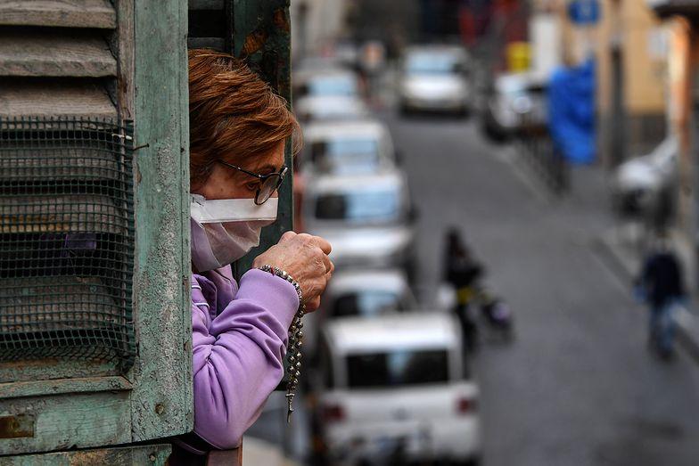 Liczba ofiar śmiertelnych zarażonych koronawirusem we Włoszech przekroczyła 9 tys.