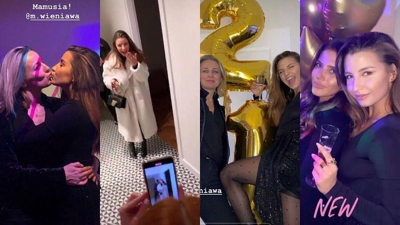 Przyjaciele Julii Wieniawy zorganizowali dla niej urodzinową imprezę niespodziankę! (ZDJĘCIA)
