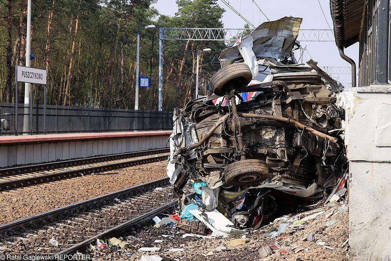 Wypadek w Puszczykowie. Prezydent odznaczył pośmiertnie ratownika i lekarza