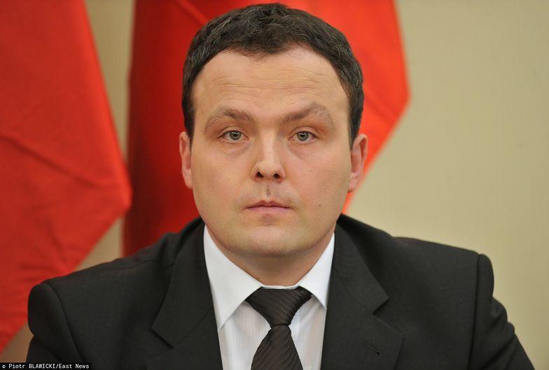 Piotr Pogonowski, szef ABW