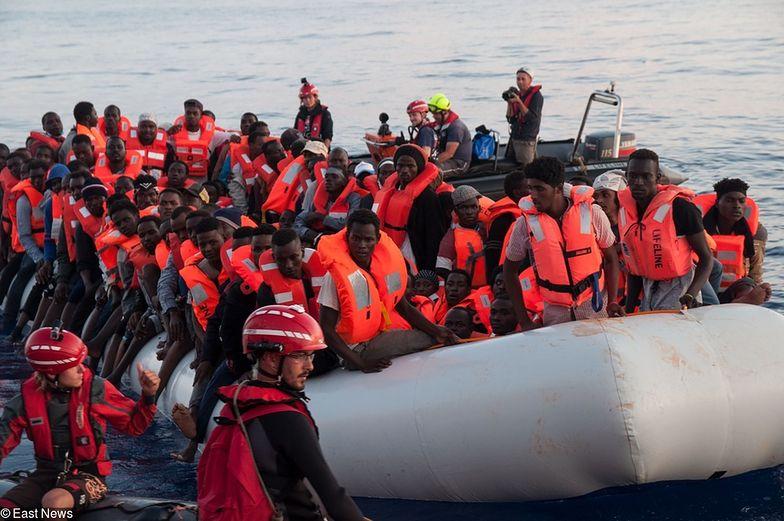 Włochy. Mocne uderzenie w imigrantów