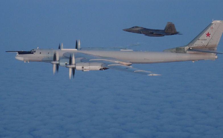 Rosja wysłała bombowce Tu-95. Samoloty przechwycone przez USA i Kanadę