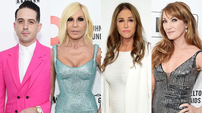Oscary 2020: Tłum gwiazd na after party u Eltona Johna