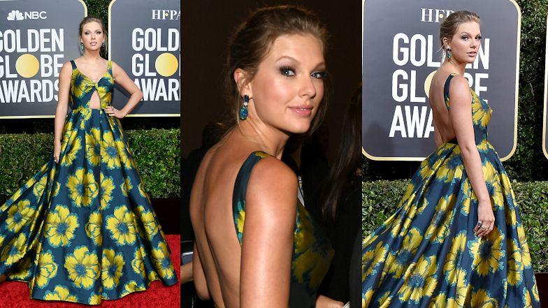 Złote Globy 2020: Taylor Swift zakrada się na czerwony dywan bez partnera, podczas gdy jej film MIESZANY JEST Z BŁOTEM (FOTO)