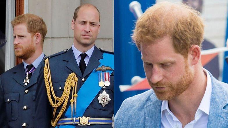 Relacje Williama i Harry'ego są podobno coraz gorsze.