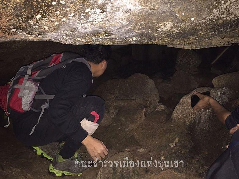 W południowej Tajlandii odkryto ruiny starożytnego miasta