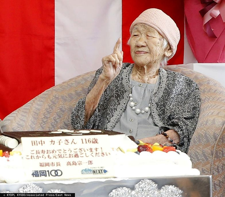 Najstarsza osoba na świecie ma urodziny. Zdradziła sekret długowieczności