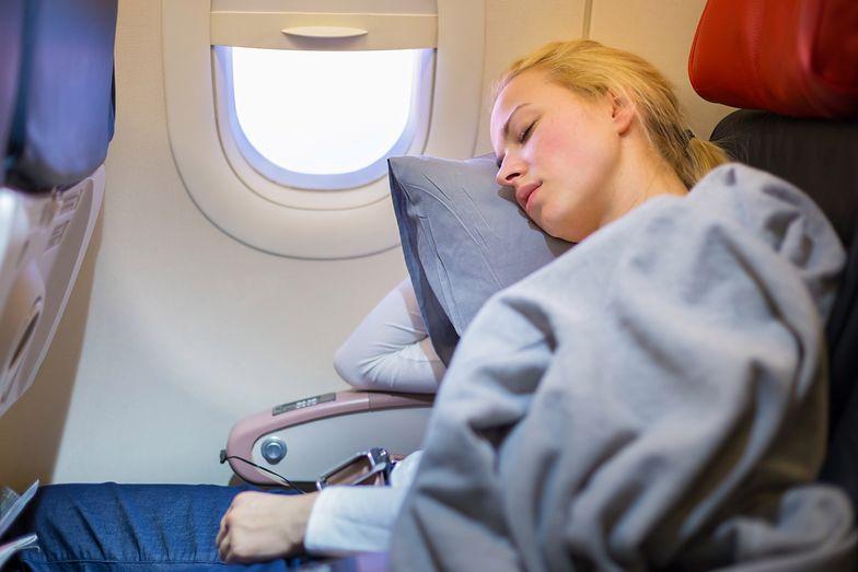 To dlatego w samolocie jest tak pieruńsko zimno