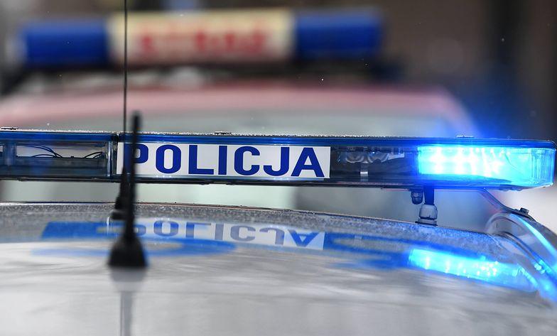 Koniecpol. Policjanci powstrzymali samobójcę