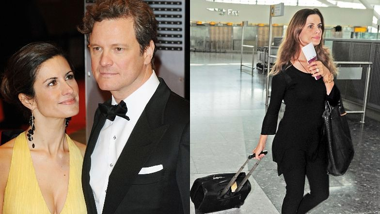 Colin Firth rozwodzi się z żoną po 22 latach małżeństwa!